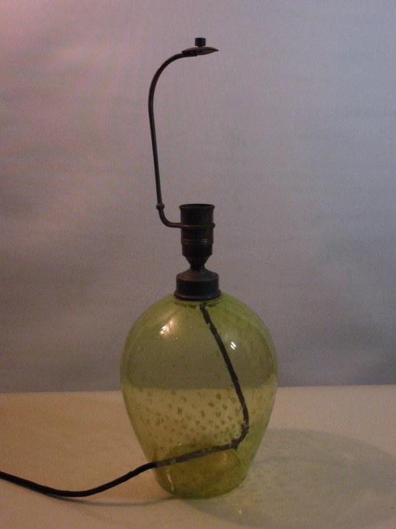Lamp base Murano Barovier Toso
