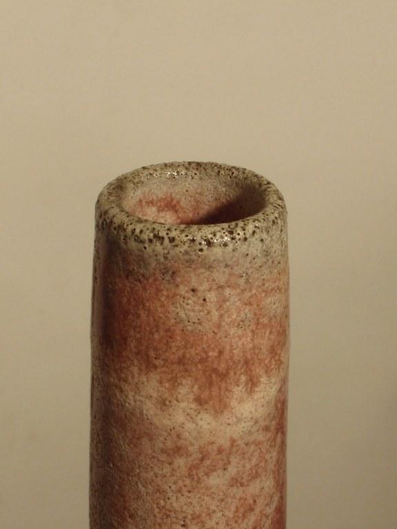 Fat lava vase Potterie Zaalberg 1970