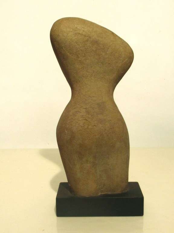 Female torso Jan Bouten 1978
