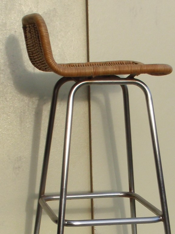 Perriand high stools 1970