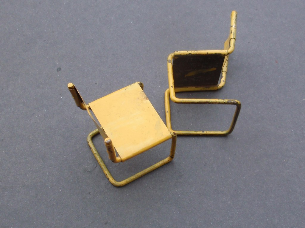 Modernist Dolls House Furniture