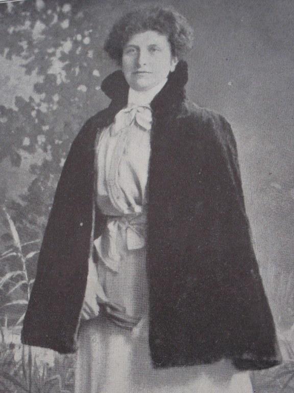 Anna de Savornin Lohman portret