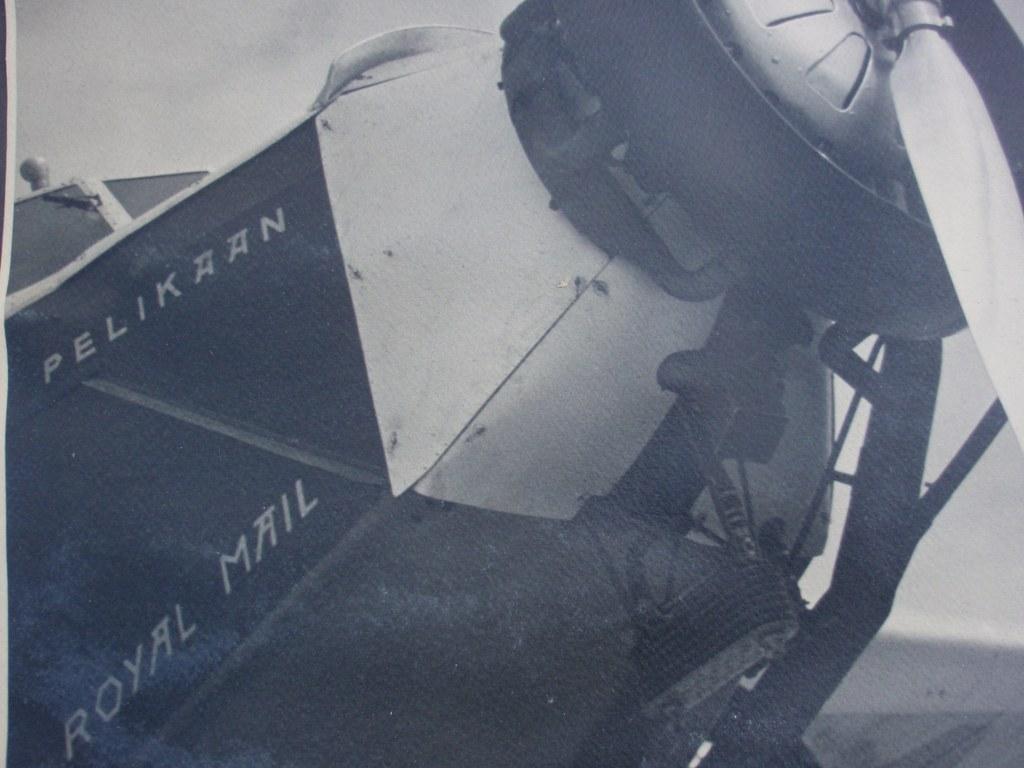 Photo 1934 KLM Fokker Pelikaan
