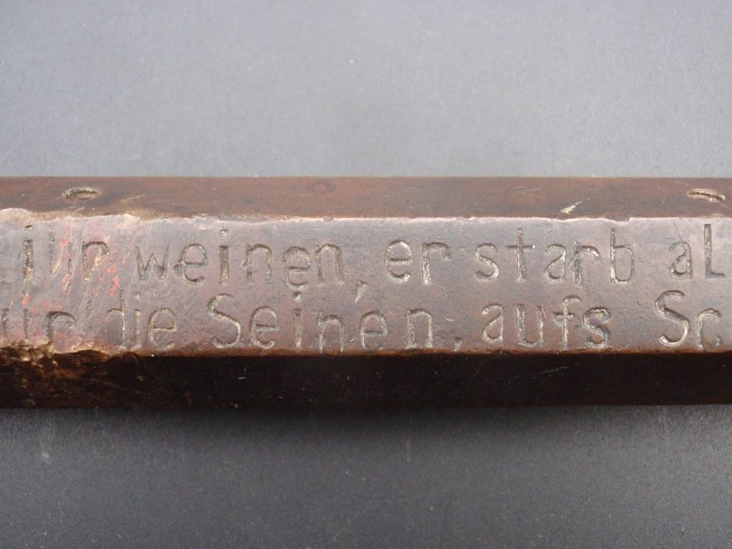 Krieg Souvenir 1914-1918