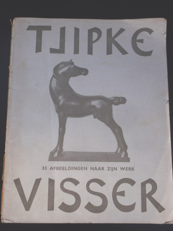 Tjipke Visser overview sculptures 1902-1936