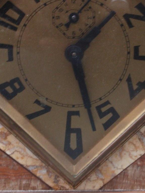 Dep Pendulette Reveil Art Deco