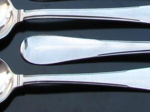 Eisenloeffel silver-plated GERO cutlery 1929-2