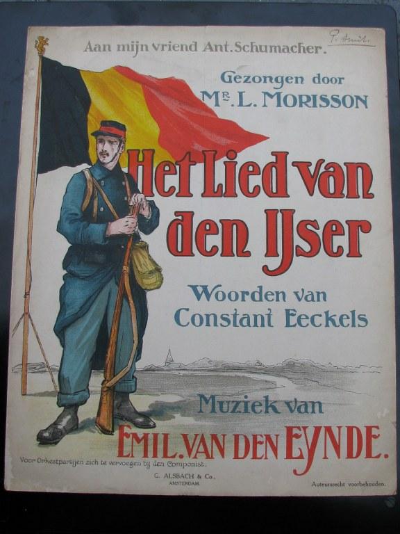 Het lied van den IJser 1914