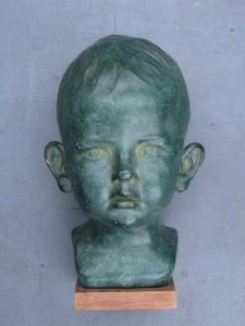Boys head of Frank van Paridon by Jan Verdonk-1