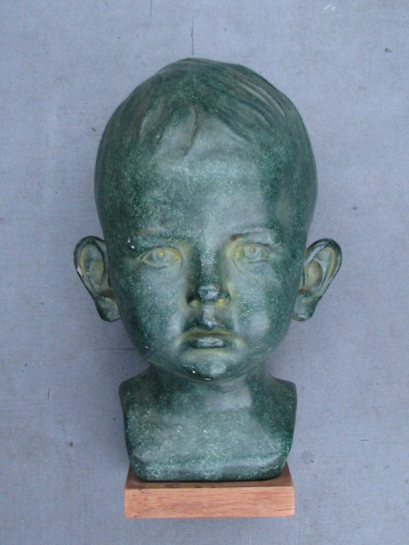 Boys head of Frank van Paridon by Jan Verdonk-1