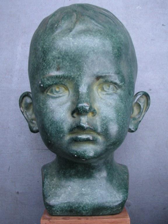 Boys head of Frank van Paridon by Jan Verdonk-3