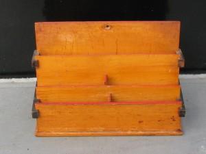 De Stijl letter box by Huib Hoste-1
