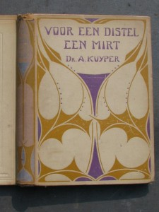 Dutch book Voor een distel een mirt-2