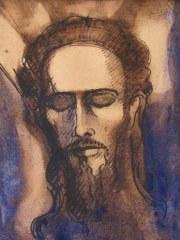 Portret Johannes de Dooper door Lodewijk Schelfhout 1919-3_180x240