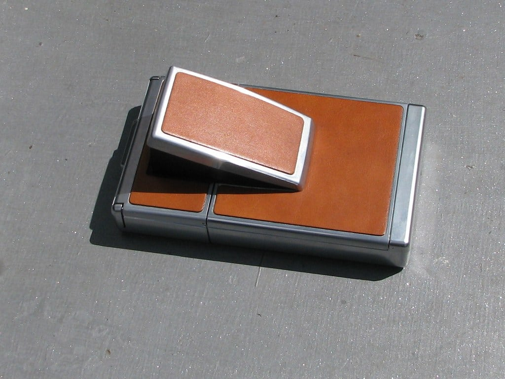 Polaroid SX-70 Land camera 1972-2