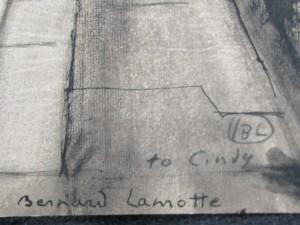 Two signed prints by Bernard Lamotte-2