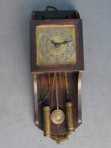 Wall clock by Willem Penaat 1905-1
