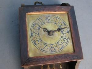Wall clock by Willem Penaat 1905-2