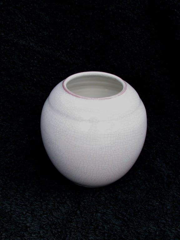 Modernistic twenties vase by Mobach-4