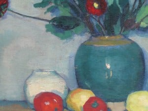 Still life with flowers by Jan Pieterszoon Franken 1919-2