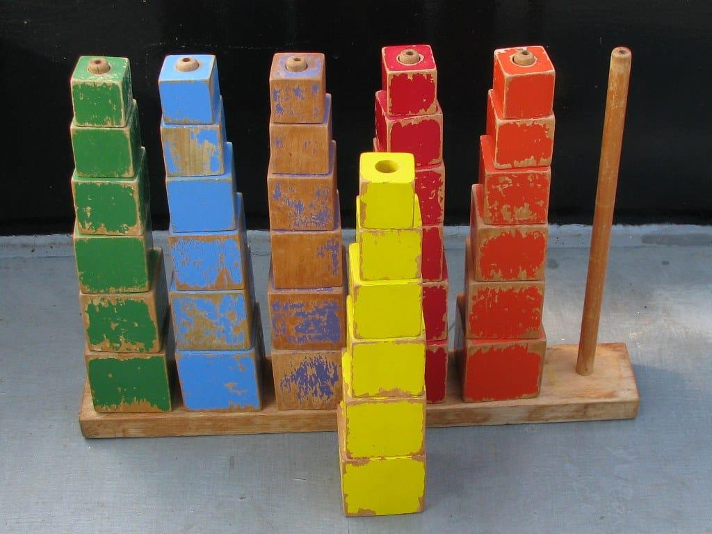 Pile construction with blocks attributed to ADO Ko Verzuu-2