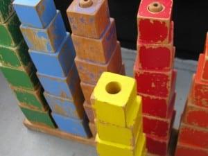 Pile construction with blocks attributed to ADO Ko Verzuu-3