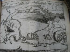 Aantekeningen der Gallische, Burgerlyke, Alexandrynsche, Africaansche, en Hispanische oorlogen door Julius Ceasar 1709-9