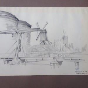 La Porte Sainte-Croix door Hans de Lussanet-1