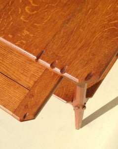 Tea table by Kropholler from 1921-2