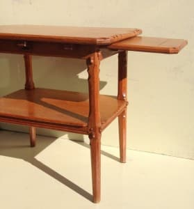 Tea table by Kropholler from 1921-4
