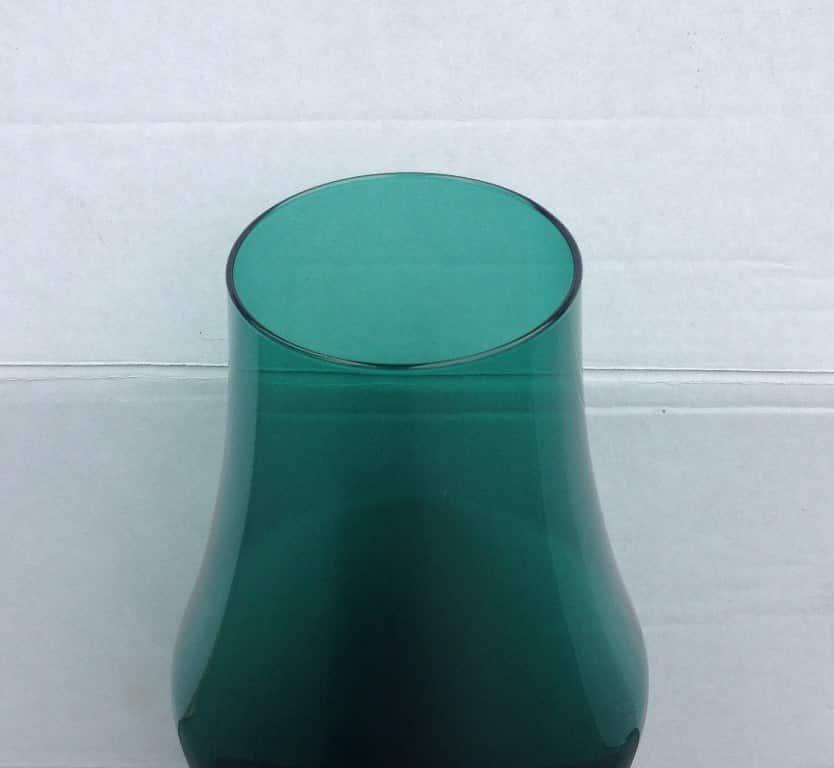 Green vase by Floris Meydam for Leerdam-2