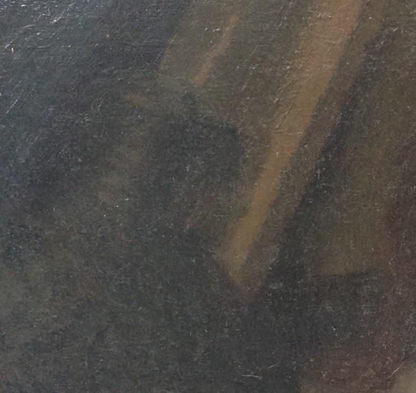 Vroeg stilleven met verborgen zelfportret van Kees van Urk-6