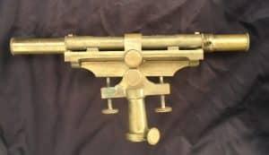 Antique Dutch brass measuring instrument of Kleman & Zoon-1