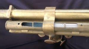 Antique Dutch brass measuring instrument of Kleman & Zoon-5