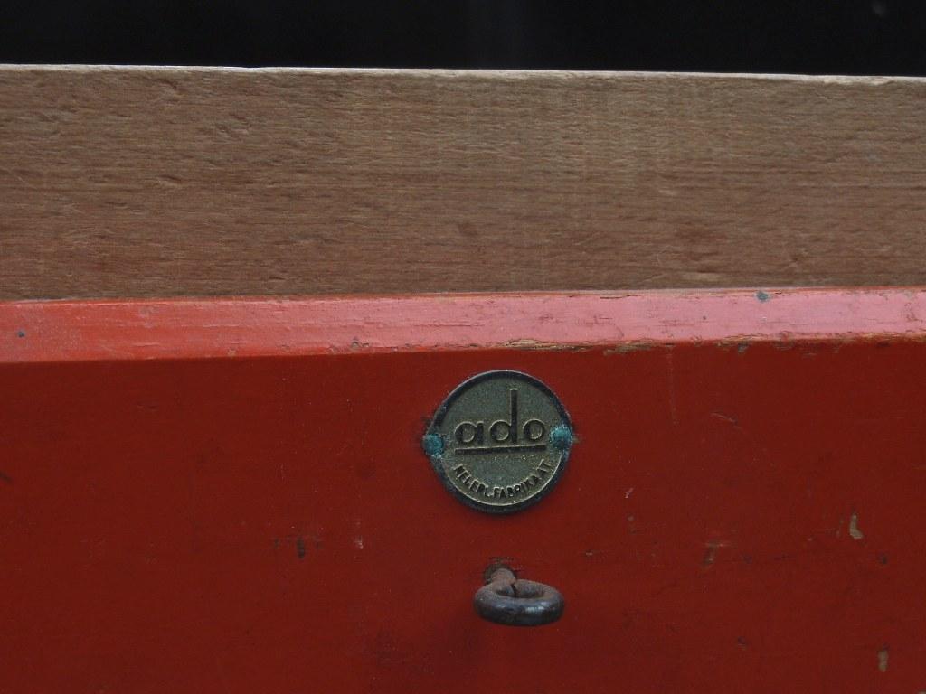 Blokkenwagen ADO