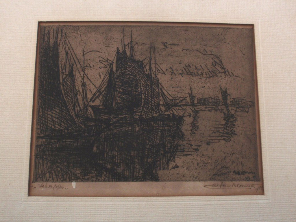 Ets Alfons Blomme 1914 Zeeland