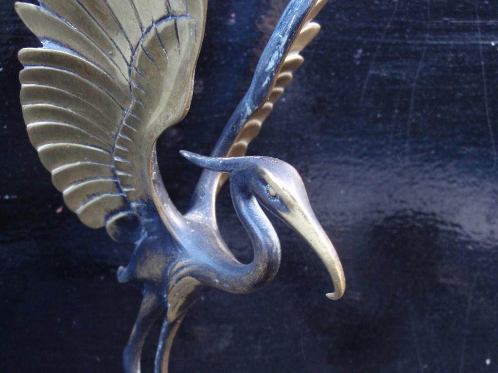 Weens brons door Richard Rohac