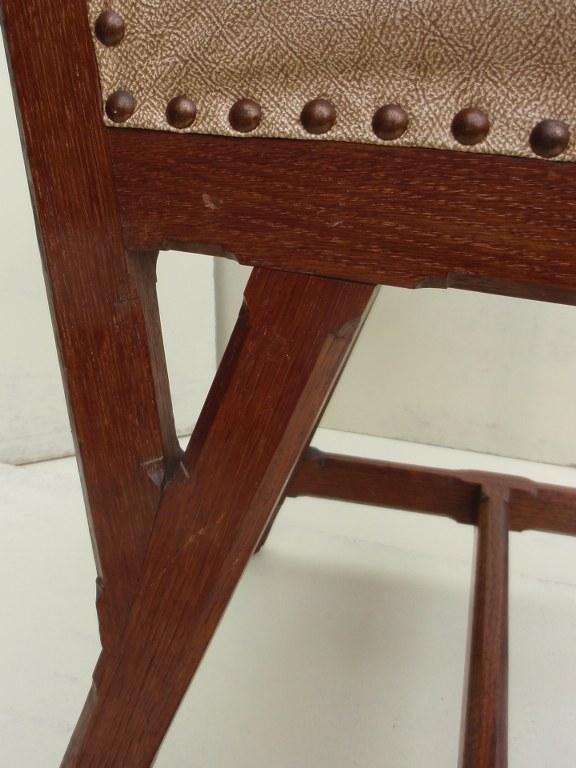 Dutch dining chair H.P. Berlage