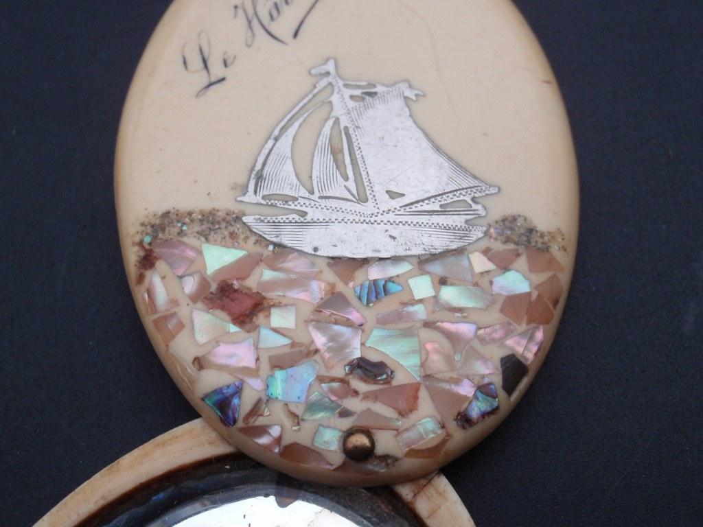 Le Havre souvenir mirror