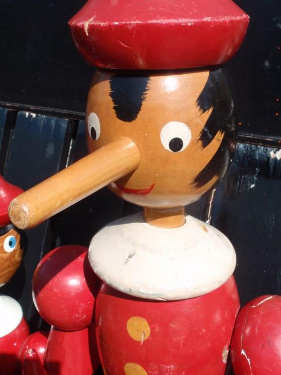 Pinocchio collection of Giocattoli Brevettati Galetti from Milan
