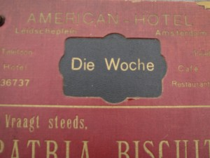 Magazine cover from the American-Hotel -4