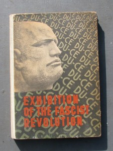 Book on Exhibition of the Fascist Revolution-1