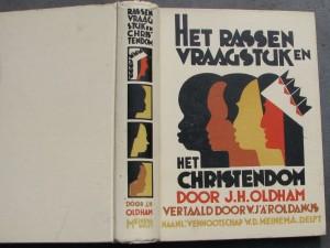 Dutch book Het rassenvraagstuk en het Christendom-2