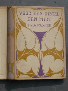 Dutch book Voor een distel een mirt-2
