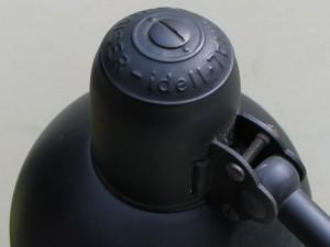 Black Kaiser-idell 6556-T desk lamp by Christian Dell-3