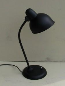 Black Kaiser-idell 6556-T desk lamp by Christian Dell-5
