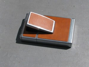Polaroid SX-70 Land camera 1972-2