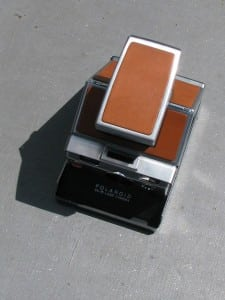 Polaroid SX-70 Land camera 1972-4