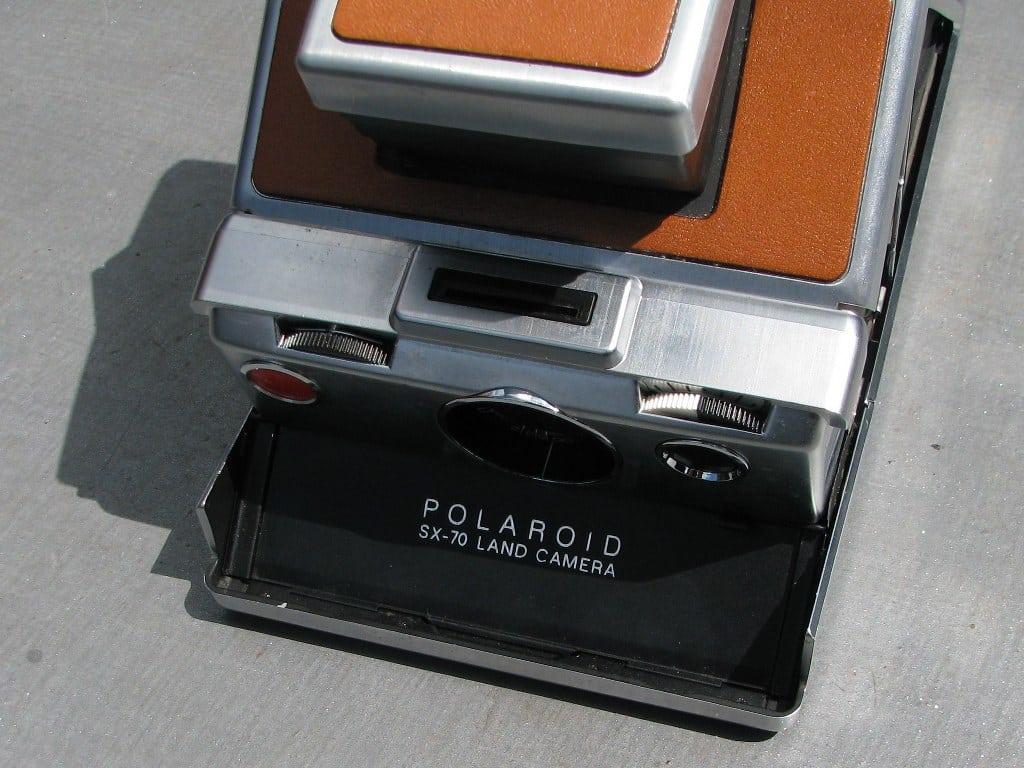 Polaroid SX-70 Land camera 1972