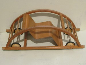 Rocking car by Brockhage and Andrä 1950-5